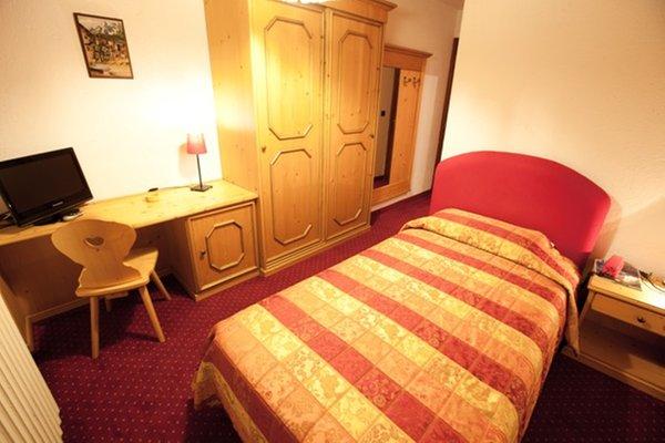 Foto della camera Hotel La Vallée Blanche