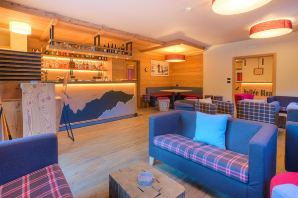 Foto del bar Hotel La Vallée Blanche