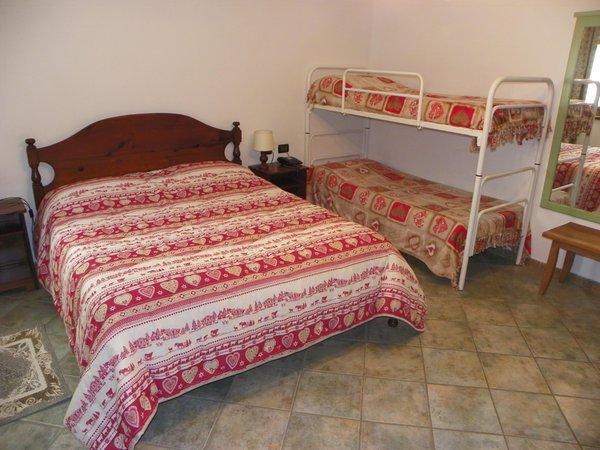 Foto della camera Hotel Les Granges