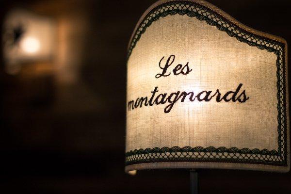 Foto di alcuni dettagli Les Montagnards
