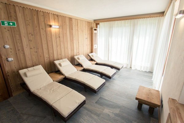 Photo of the wellness area B&B-Hotel Les Montagnards