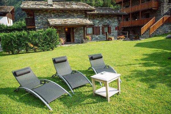 Foto vom Garten La Salle (Monte Bianco)