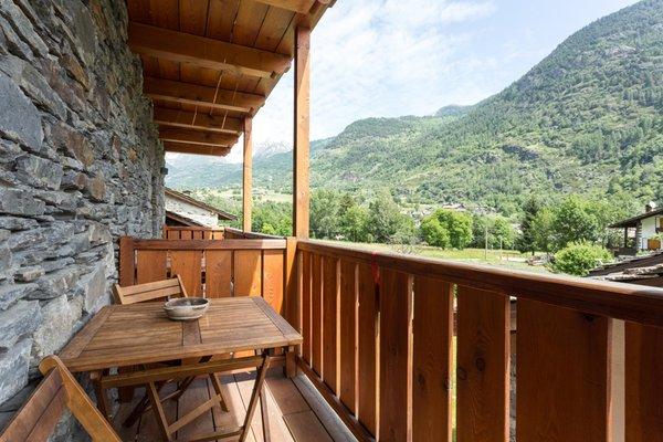 Photo of the balcony Le Petit Coeur