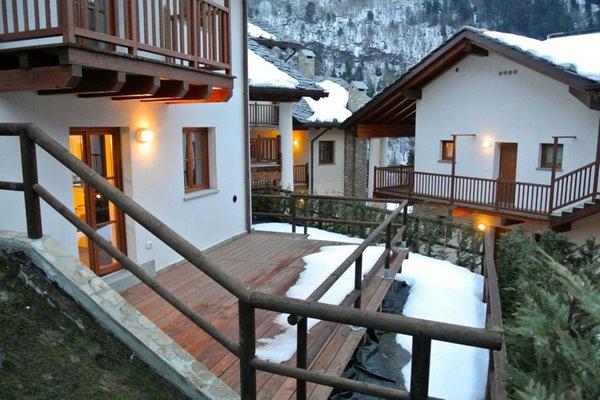 residence rta villaggio delle alpi pr saint didier