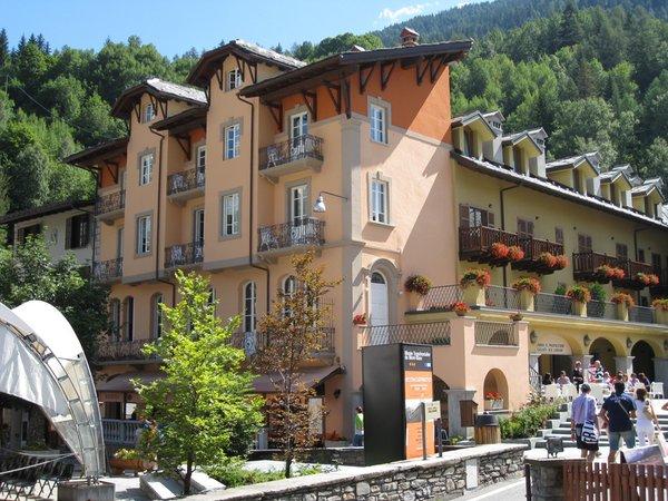 Foto estiva di presentazione Appartements Ancien Casinò - Residence