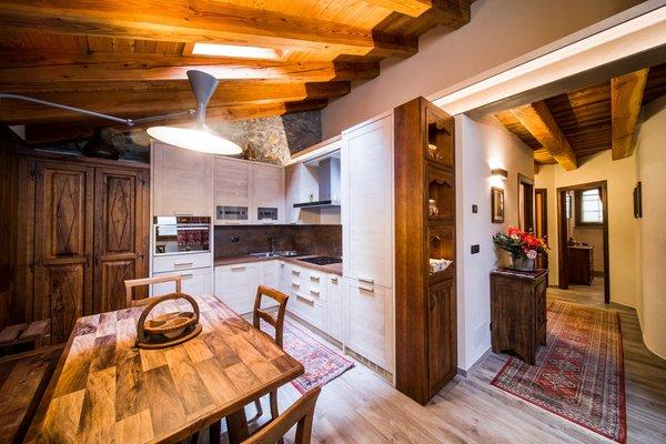 Foto della cucina Appartements Ancien Casinò