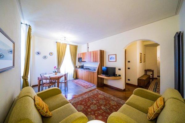 Il salotto Appartements Ancien Casinò - Residence
