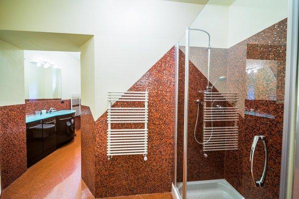 Foto del bagno Appartements Ancien Casinò