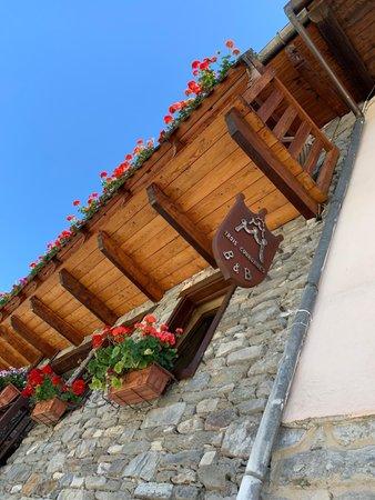 Foto del balcone Trois Couronnes