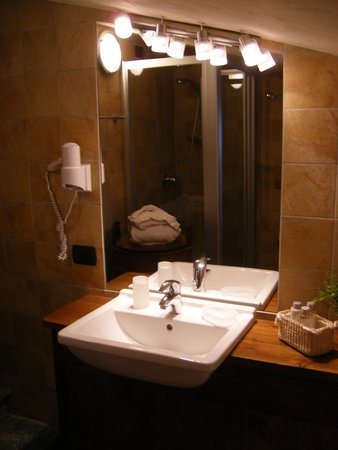 Photo of the bathroom Bed & Breakfast Il ciliegio