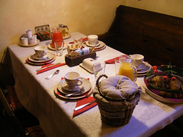 The breakfast Bed & Breakfast Il ciliegio