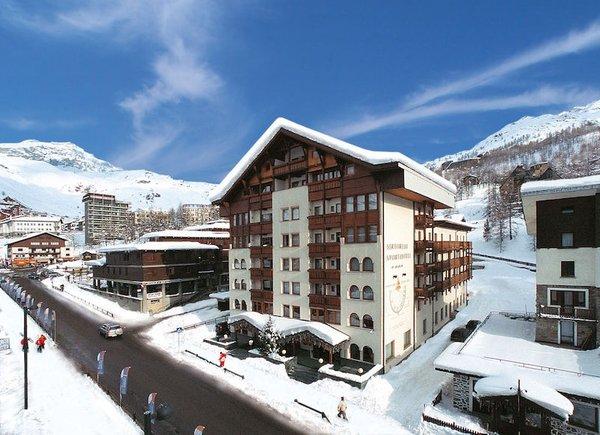 Winter presentation photo Sertorelli Sport Hôtel - Hotel 4 stars sup.