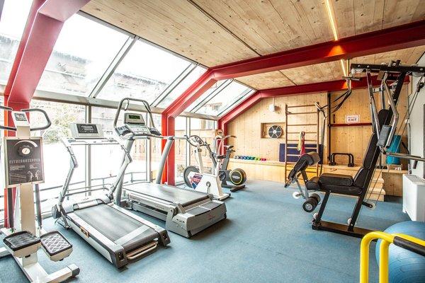 Foto vom Fitness-Bereich Sertorelli Sport Hôtel