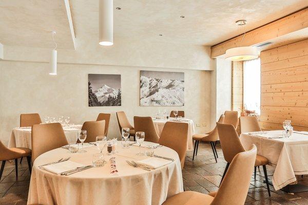 Das Restaurant Breuil-Cervinia (Monte Cervino) Sertorelli Sport Hôtel