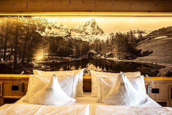 Foto vom Zimmer Sertorelli Sport Hôtel