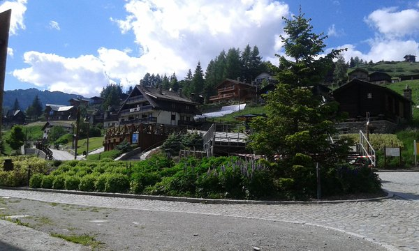 La posizione Hotel Maison Cly Chamois (Monte Cervino)