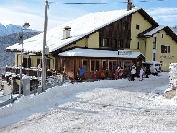 Foto invernale di presentazione Maisonnette - Hotel 3 stelle