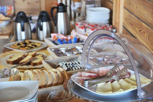 La colazione Maisonnette - Hotel 3 stelle
