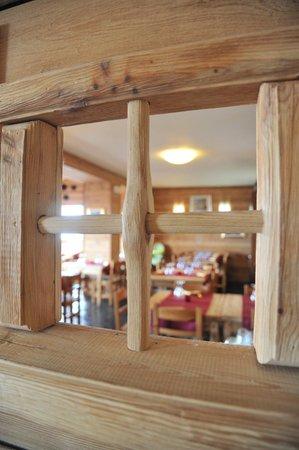 Il ristorante Torgnon (Monte Cervino) Maisonnette