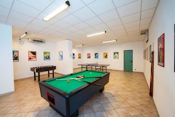 Das Kinderspielzimmer Residence Residenza del Sole
