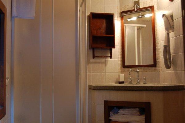 Foto del bagno Residence R.T.A. Foyer d'Antan e Dipendenza
