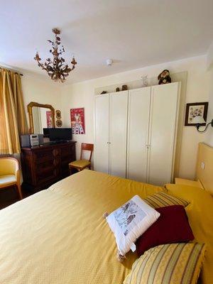Foto vom Zimmer Residence Hôtel Monte Rosa