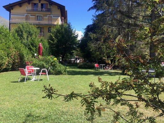Foto vom Garten Champoluc/Ayas/Antagnod (Monte Rosa)