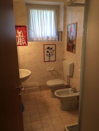 Foto del bagno Residence Monterosa