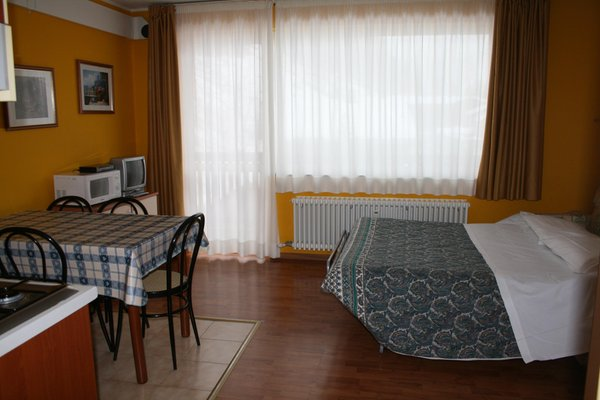 The living area Residence Monterosa