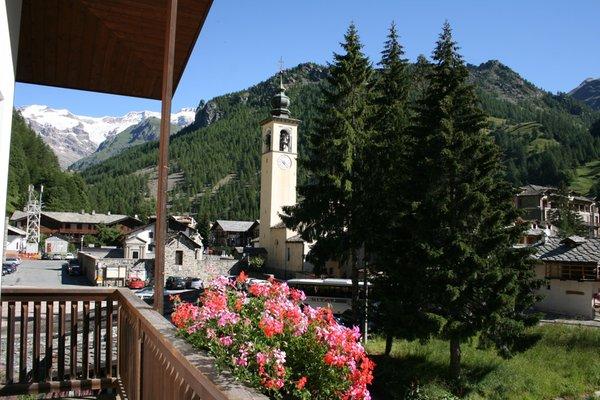 Foto del balcone Monterosa