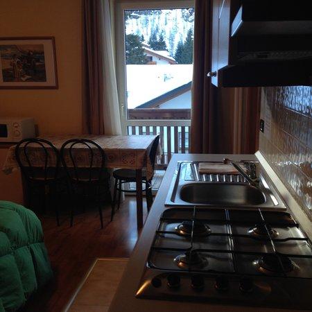 Foto della cucina Monterosa
