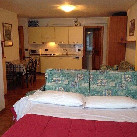Foto dell'appartamento Monterosa