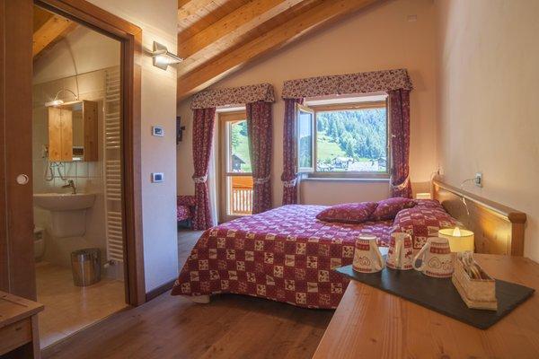 Foto vom Zimmer Hotel Punta Zerbion