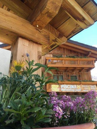 Foto esterno in estate Punta Zerbion
