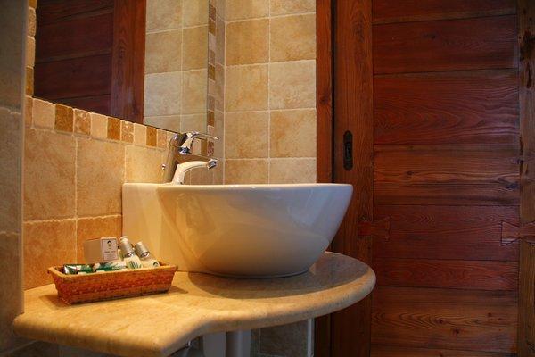 Foto del bagno Hotel Castor