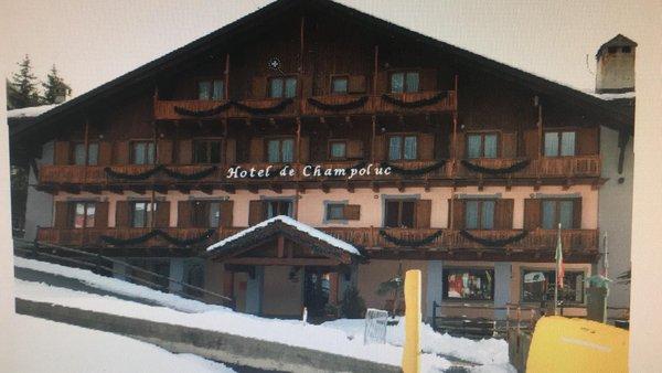 Winter Präsentationsbild Hotel De Champoluc