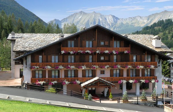 Sommer Präsentationsbild Hotel De Champoluc