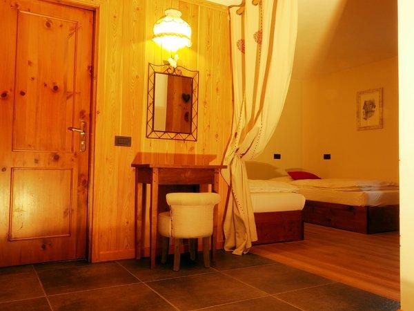 Foto della camera Albergo Alpenrose