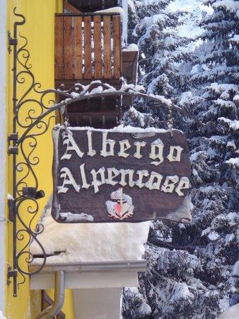 Logo Alpenrose