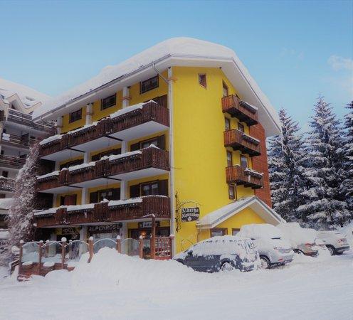 Foto invernale di presentazione Alpenrose - Albergo 3 stelle
