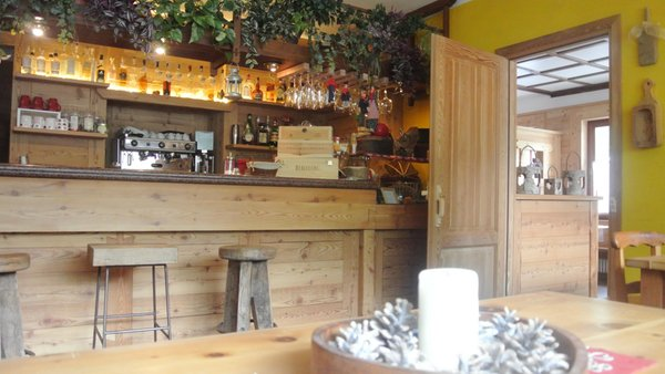 Foto del bar Albergo Alpenrose
