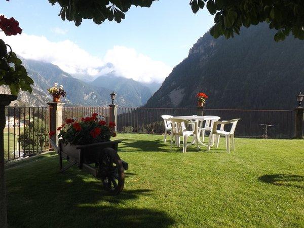 Foto del giardino Brusson (Monte Rosa)