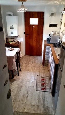 Foto della cucina Mont Mars