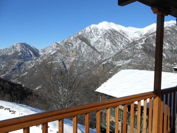 Foto del balcone Mont Mars