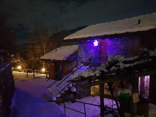 Foto esterno in inverno Clapeon