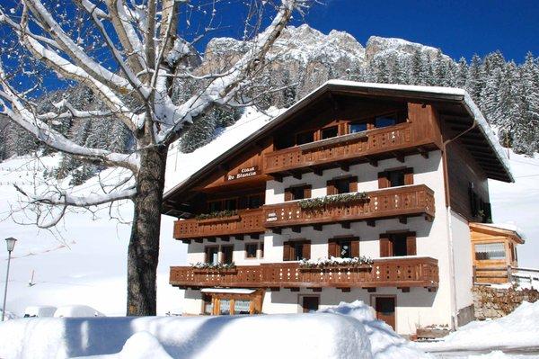 Foto invernale di presentazione Appartamenti Rô Blancia