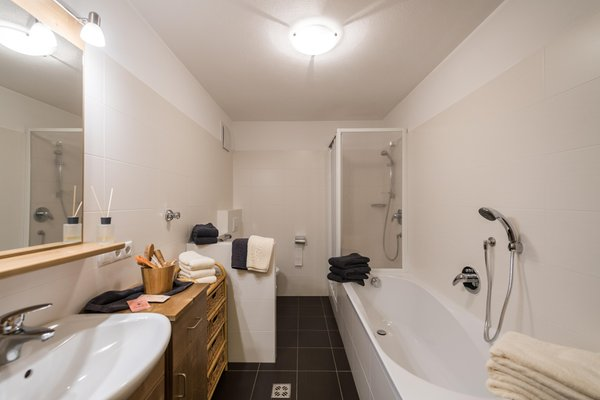 Photo of the bathroom Apartment Bachmann Otto