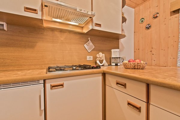 Foto della cucina Suracianins