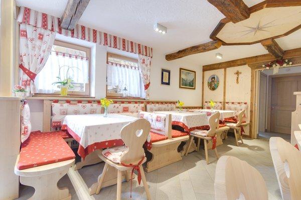 Il ristorante Rabbi Maso Coler