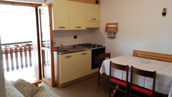 Foto della cucina Baita